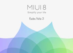 Cara Update OTA All Rom MIUI di TWRP ZCX Redmi Note 3 Pro